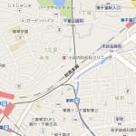 東関東地図